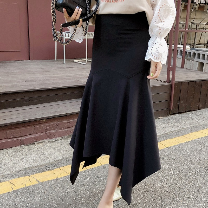 할인이벤트 진행♥/bloggerbok muse unbal skirt
