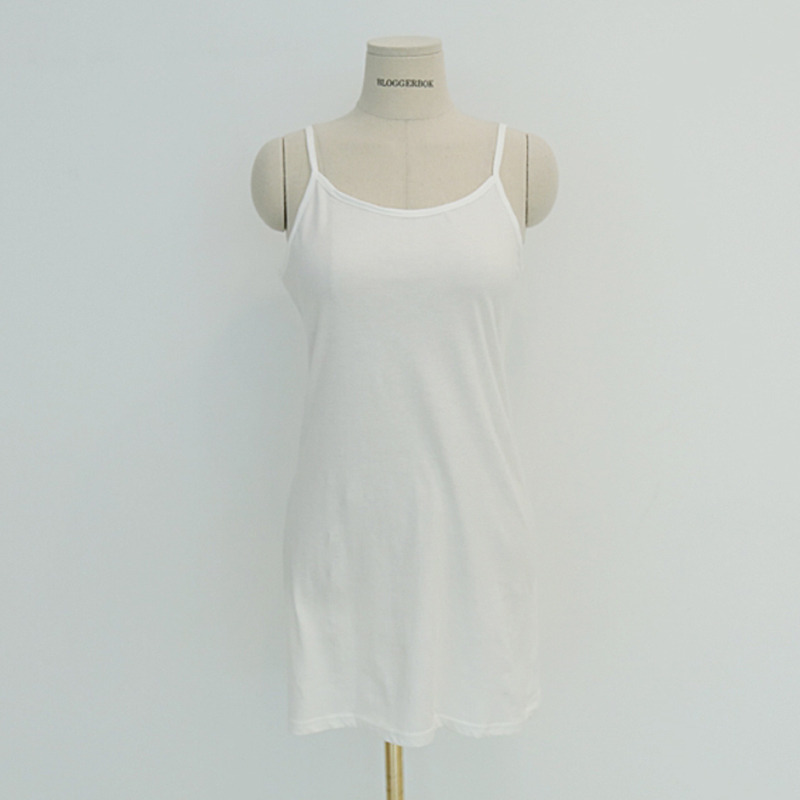 basic long sleeveless