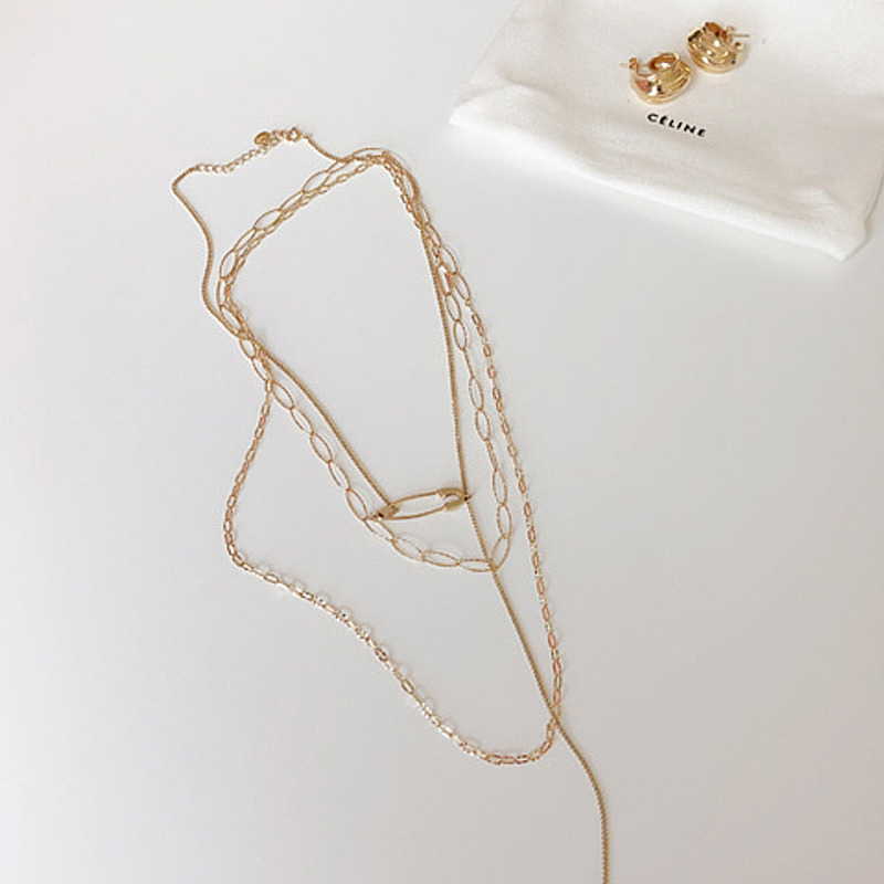 chic chain necklace