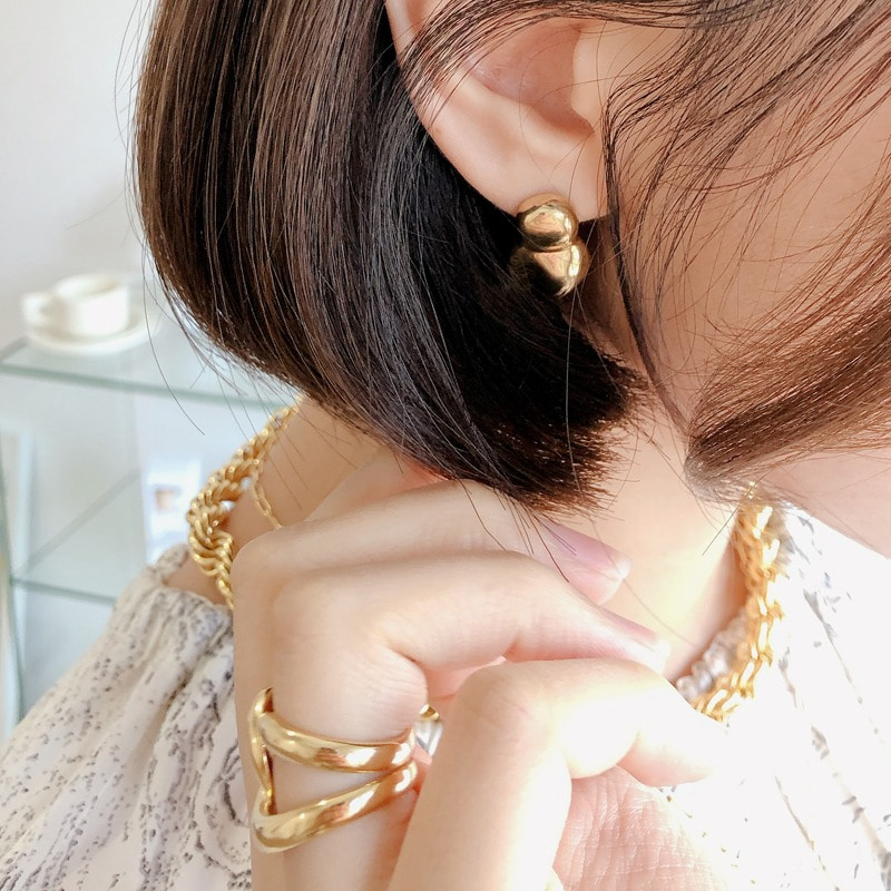 bottega earring
