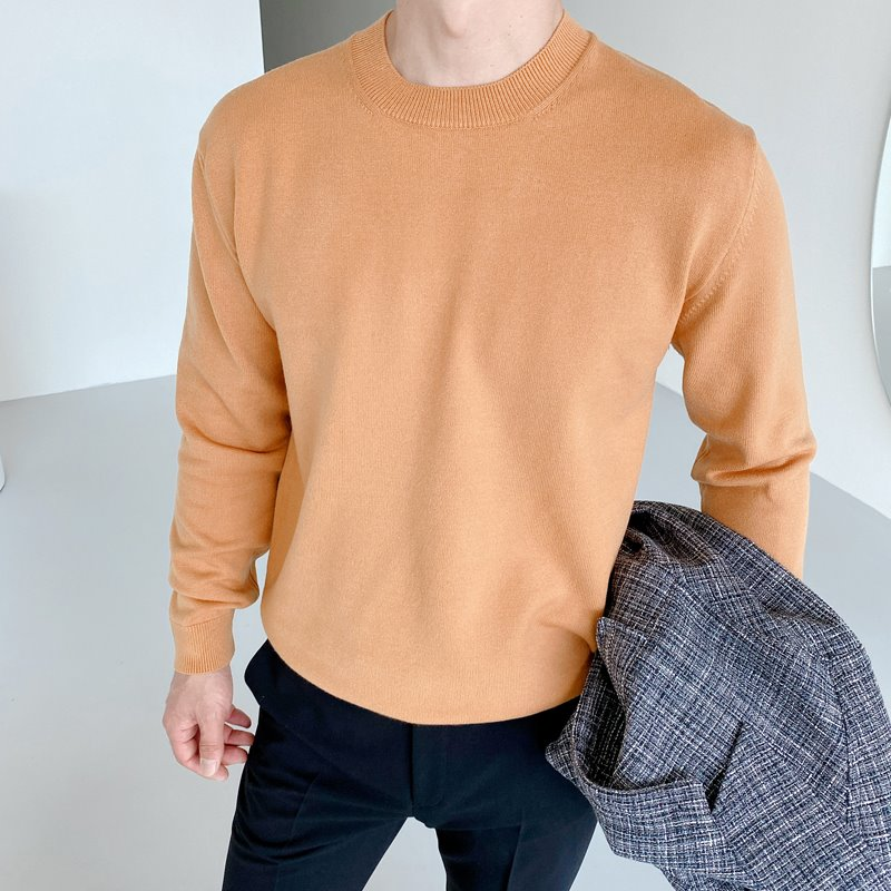 mans soft daily knit(3color)