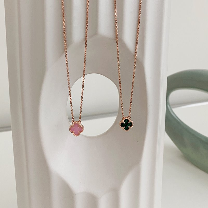 van clover necklace