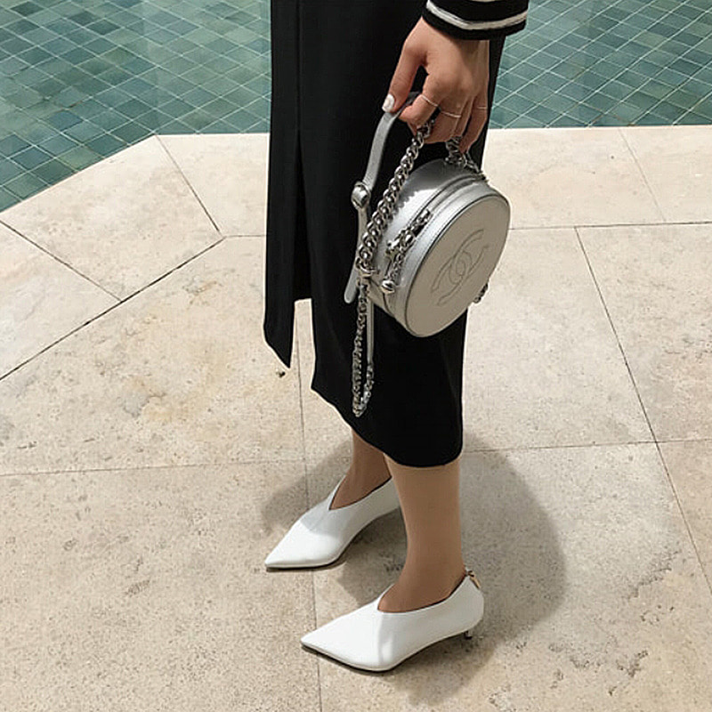 celine half ankle boots