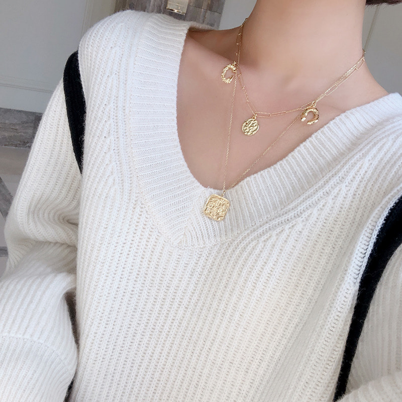 (할인이벤트진행)heaven chain necklace