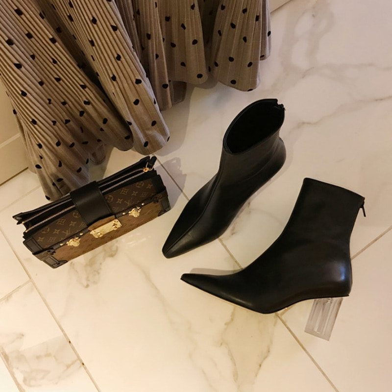 miu ankle boots